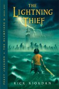 The Lightening Thief by Rick Riordan
